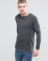 G Star G-Star Core Straight Knit Long Sleeve