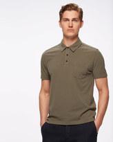 Pique Short Sleeve Polo