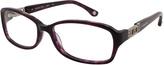 Michael Kors Purple Eyeglasses
