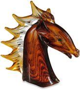 Dale Tiffany Dale TiffanyTM Amber Horse Art Sculpture