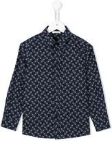 Dolce & Gabbana city crown print shirt - kids - Cotton - 3 yrs