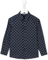 Dolce & Gabbana city crown print shirt