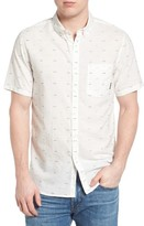 Billabong Men's Venture Jacquard Woven Shirt