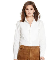 Polo Ralph Lauren Cropped Tuxedo Shirt