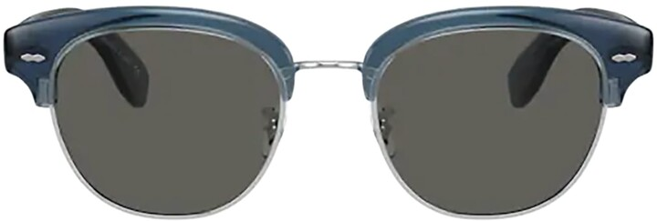 Thumbnail for your product : Oliver Peoples Ov5436s Deep Blue Sunglasses