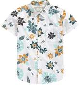 Quiksilver Sunset Floral Woven Top