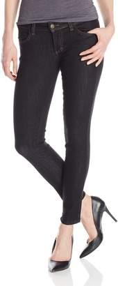 Siwy Women's Hannah Slim Crop Jean in Iron Jaw 23