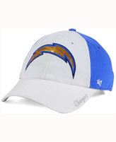 '47 Women's San Diego Chargers White Sparkle Cap