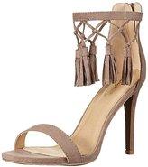 Qupid Women's High-Heel Dress Sandal