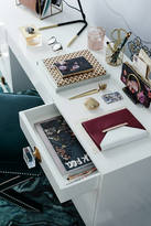 Anthropologie Tracey Boyd Lacquered Regency Nightstand