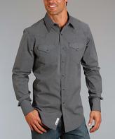 Stetson Blue Diamond Button-Up Shirt - Men & Big