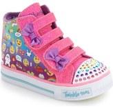 Skechers 'Shuffles - Baby Talk' Sneaker (Walker & Toddler)