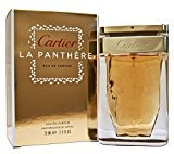 Cartier EDP Spray for Women, La Panthere, 2.5 Ounce