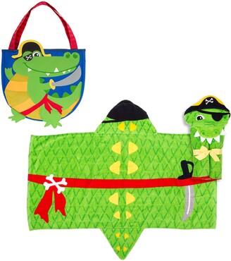 Stephen Joseph Beach Tote, Toys & Hooded Towel Set
