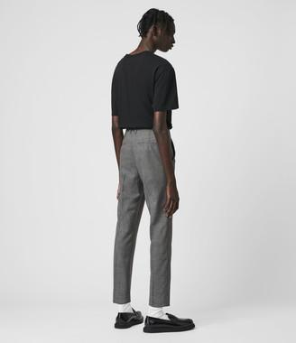 AllSaints Arlow Wool Cropped Slim Pants