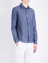 A.P.C. Hector slim-fit cotton shirt