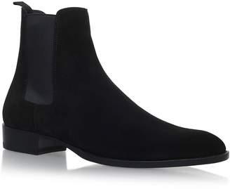 Saint Laurent Suede WyattChelsea Boots