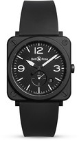 Bell & Ross BR S Black Matte Watch, 39mm
