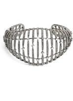 Nadri Women's 'Liliana' Cubic Zirconia Cuff