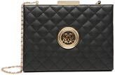 Love Moschino Quilted Clutch