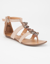 Report Lanston Womens Sandals