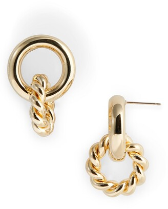 Laura Lombardi Duo Earrings