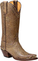 Lucchese Women's Raven Western Leather Boot