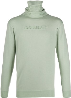 Ambush Embossed Logo Jumper