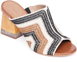 Bernardo Nala Embroidered Mule