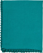 OKA Almeria Linen Tablecloth - Jade