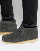 Clarks Wooly Wallabee Boots