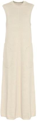Peter Do Fine-knit maxi dress