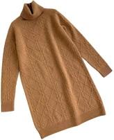 Max Mara Camel Cashmere Knitwear