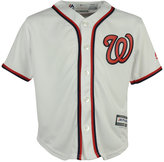 Majestic Kids' Washington Nationals Cool Base Replica Jersey