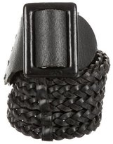 Ralph Lauren Leather Woven Belt