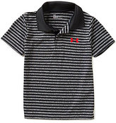 Under Armour Little Boys 2T-7 Playoff Yarn-Dyed-Stripe Short-Sleeve Polo Shirt