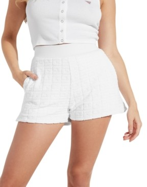 GUESS Pull-On Logo Shorts