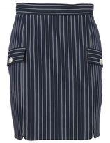 Pierre Balmain Stripe Skirt