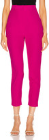 Alexander McQueen Tailored Pant in Orchid Pink | FWRD