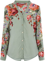 Oasis Rose Placement Shirt