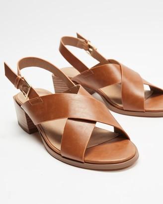 Spurr Anise Comfort Heels