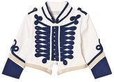Stella McCartney White Military Lee Jacket