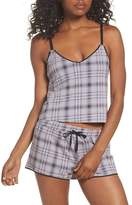 Psycho Bunny Plaid Crop Top