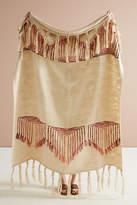 Anthropologie Isla Throw Blanket
