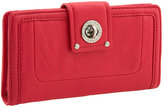 MARC BY MARC JACOBS Turnlock Clutch Wallet