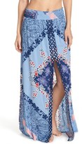 Green Dragon Women's Cover-Up Maxi Skirt