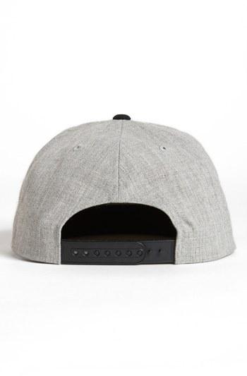 Brixton 'Cobra' Snapback Baseball Cap