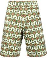 Givenchy carpet print bermuda shorts - men - Cotton - M
