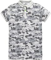 Very Boys Camo Polo Shirt