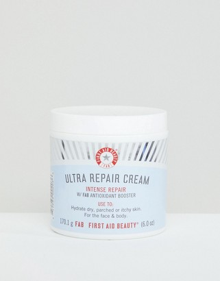 First Aid Beauty Ultra Repair Cream Intense Hydration 6.0 oz-No Color